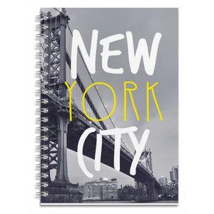 cahier de texte new york