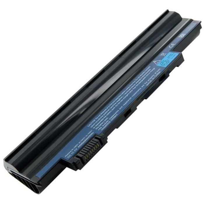 batterie pour ordinateur portable acer aspire one 722. Black Bedroom Furniture Sets. Home Design Ideas