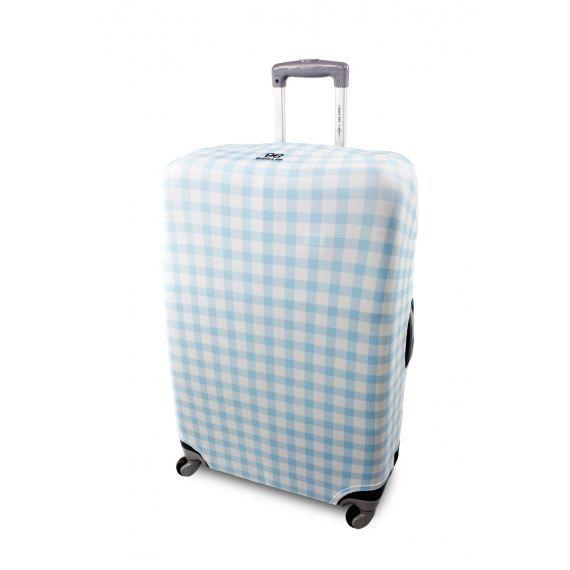 housse de protection pour valise vichy achat vente housse pour valise 3700793000214