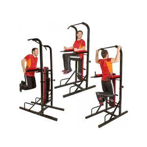 station de musculation achat vente pas cher les soldes sur cdiscount cdiscount. Black Bedroom Furniture Sets. Home Design Ideas