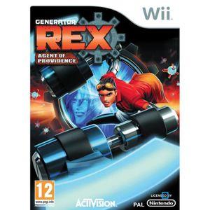 JEUX WII GENERATOR REX - AGENT OF PROVIDENCE / Jeu Wii