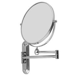 Miroir grossissant salle de bain achat vente miroir - Miroir trois faces salle de bain ...
