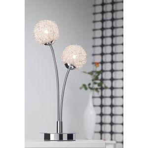 Lampe poser achat vente lampe poser pas cher les soldes sur cdiscount cdiscount for Lampe salon pas cher