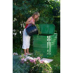 Composteur De Jardin 600l Thermo King Composteur