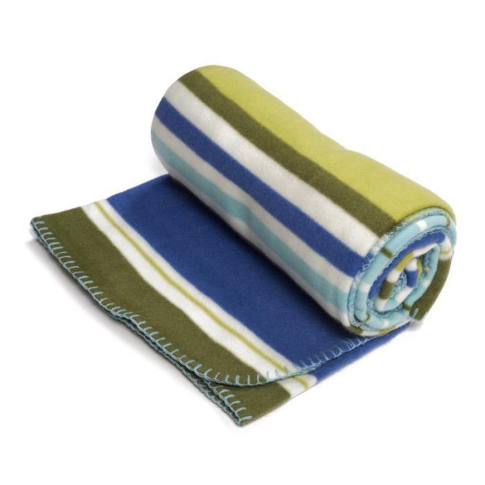 plaid arctique polaire 130x170cm multi achat vente couverture plaid cdiscount. Black Bedroom Furniture Sets. Home Design Ideas