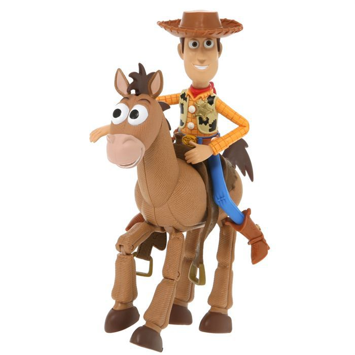coffret woody bullseye m canique toy story 3 achat. Black Bedroom Furniture Sets. Home Design Ideas