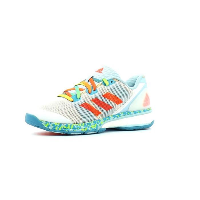 chaussures indoor adidas stabil boost ii w prix pas cher. Black Bedroom Furniture Sets. Home Design Ideas