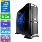 UNITÉ CENTRALE  MEDION PC Gamer Erazer X5351E