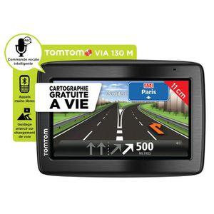 GPS AUTO GPS TomTom Via 130 M Europe - Carte à vie offerte
