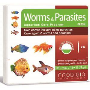 Invitro lanalyse sur les entozoaires pour les enfants