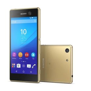 SMARTPHONE Smartphone -  Sony - Xperia M5 -  Gold - Double Si