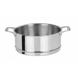 Cuit vapeur inox 18 10 achat vente cuit vapeur inox 18 - Panier cuit vapeur inox ...