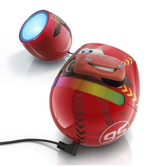 lampe a poser philips livingcolors led micro disney cars 64 coul - Lampe Philips Living Colors Prix