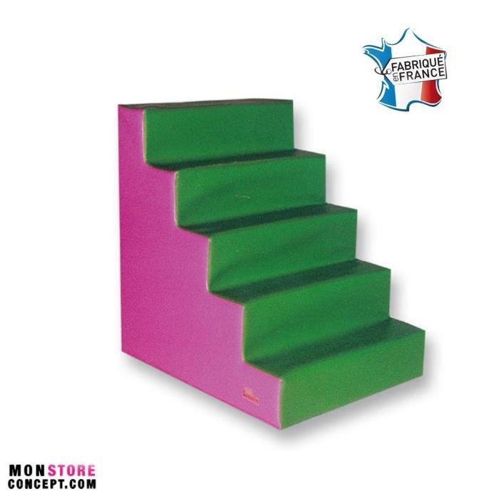 escalier pour table de change achat vente table langer 9507655725216 cdiscount. Black Bedroom Furniture Sets. Home Design Ideas