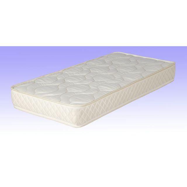 matelas b b pitbout 70 x 140 tissu bio coton blanc achat vente matelas b b 3700837601216. Black Bedroom Furniture Sets. Home Design Ideas