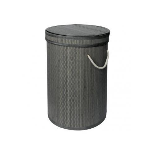 panier a linge bambou achat vente panier a linge panier a linge bambou cdiscount. Black Bedroom Furniture Sets. Home Design Ideas