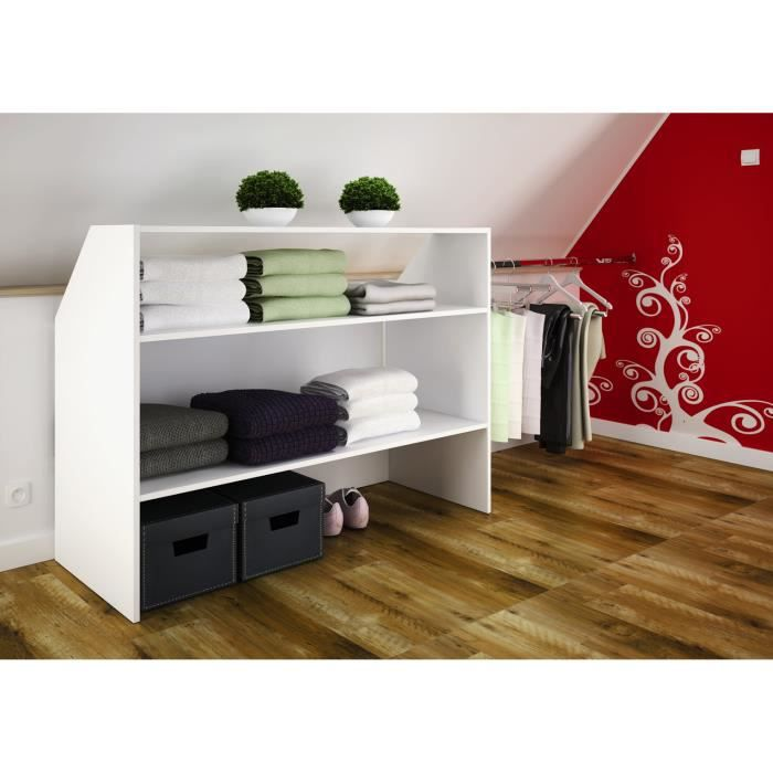 Meuble de rangement sous comble licorne achat vente petit meuble rangemen - Rangement sous combles ...
