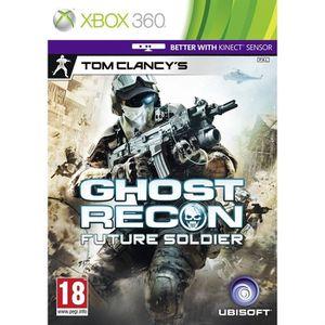 JEUX XBOX 360 GHOST RECON FUTURE SOLDIER / Jeu console XBOX360