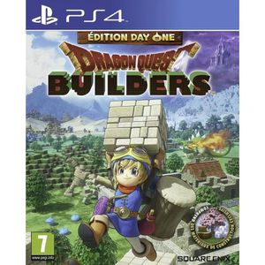 JEU PS4 Dragon Quest Builders Day One Edition Jeu PS4