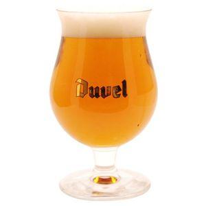 Verre à bière - Cidre Verre à bière DUVEL 33cl