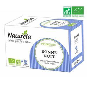 THÉ Naturela Tisane Bonne Nuit Infusettes 20 x  1,5g B