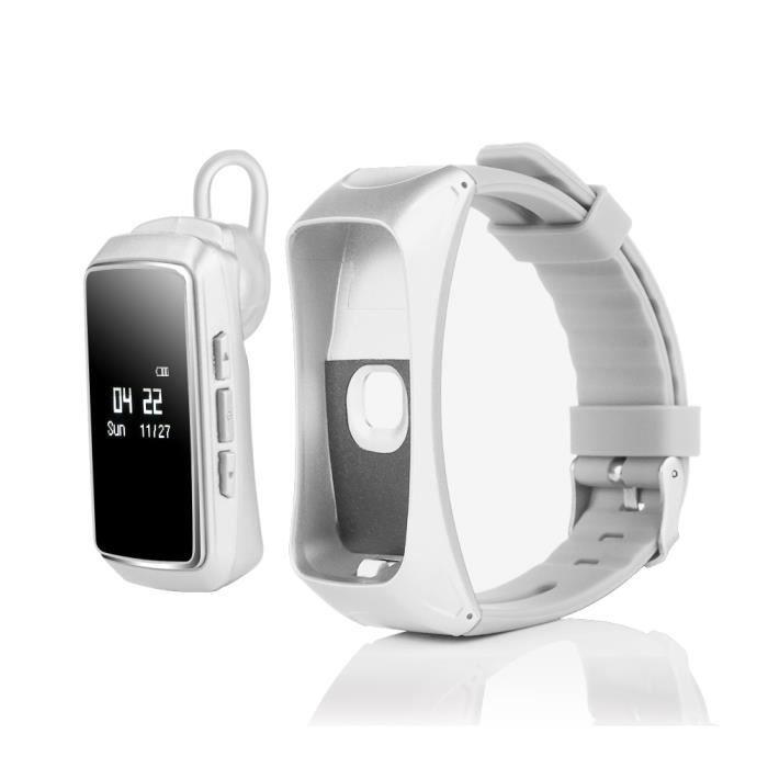 smart bracelet connect fitness tracker d activit bluetooth sport montre sommeil calories. Black Bedroom Furniture Sets. Home Design Ideas