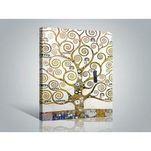 tableau arbre de vie achat vente tableau arbre de vie pas cher cdiscount. Black Bedroom Furniture Sets. Home Design Ideas