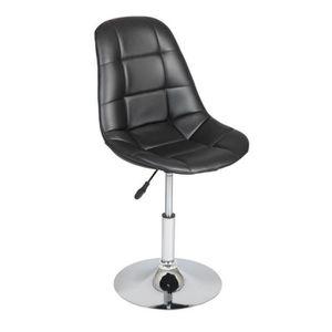 Chaise pied acier achat vente chaise pied acier pas for Chaise 1 pied