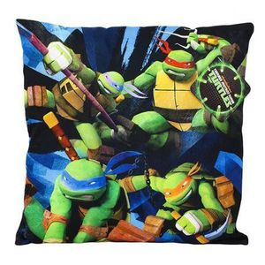 Coussin tortue achat vente coussin tortue pas cher les soldes sur cdiscount cdiscount - Tortue ninja orange ...