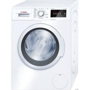 LAVE-LINGE Bosch WAT24320FF 01. Lave-Linge Frontal.