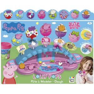 peppa pig pate a modeler achat vente jeux et jouets. Black Bedroom Furniture Sets. Home Design Ideas