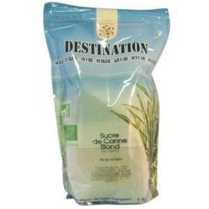 SUCRE - FAUX SUCRE Sucre de Canne Blond Rio de la Plata Bio - 1kg