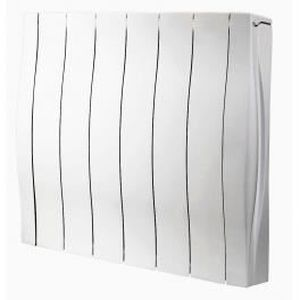 radiateur bilbao horizontal 750w thermor achat vente radiateur panneau radiateur bilbao. Black Bedroom Furniture Sets. Home Design Ideas