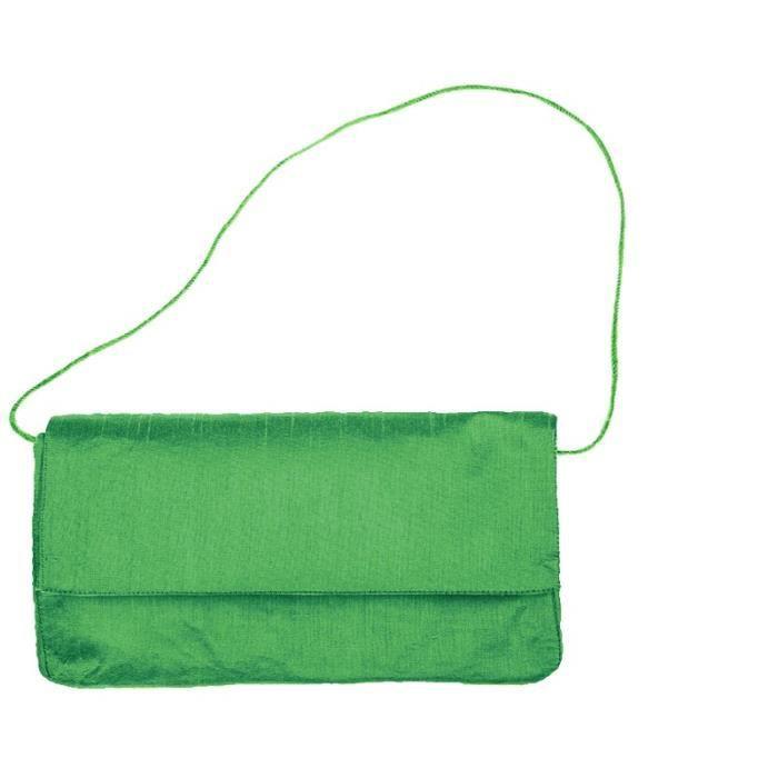 Pochette de soir e sac main pour femme en tissu - Pochette rangement pour sac a main ...