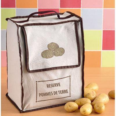 Sac a pommes de terre achat vente sac de conservation sac a pommes de terre cdiscount - Conservation pomme de terre cuite ...