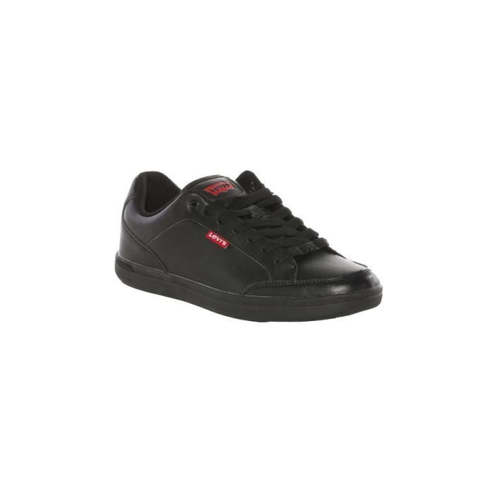 chaussures homme levi 39 s 222805 noir achat vente basket cdiscount. Black Bedroom Furniture Sets. Home Design Ideas