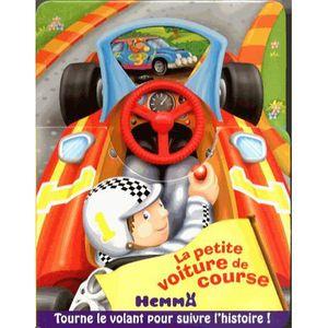 la petite voiture de course achat vente livre peter lawson hemma parution 01 07 2012 pas. Black Bedroom Furniture Sets. Home Design Ideas