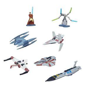 Coffret figurines star wars achat vente jeux et jouets - Personnage star wars 7 ...