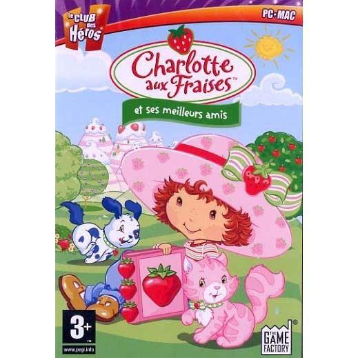 Charlotte aux fraises et ses meilleurs amis jeu achat - Charlotte aux fraises et ses copines ...