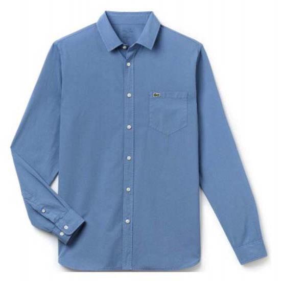 chemise coton homme