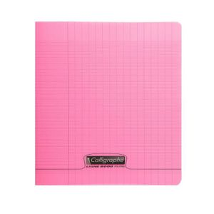 CAHIER CLAIREFONTAINE Calligraphe Cahier Piqué Polypro Ro