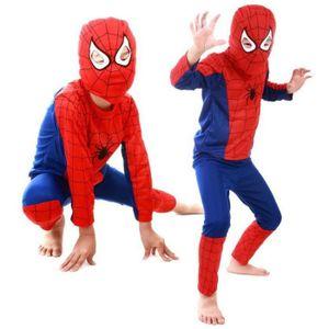 DÉGUISEMENT - PANOPLIE Enfants vêtements garçon définit Spiderman Batman