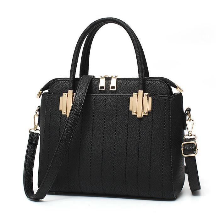 sac femme 2017 nouvelle mode sac cuir femme sac femme de marque de luxe en cuir femmes sacs. Black Bedroom Furniture Sets. Home Design Ideas