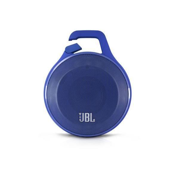 jbl clip enceinte ultra portable bluetooth bleu. Black Bedroom Furniture Sets. Home Design Ideas
