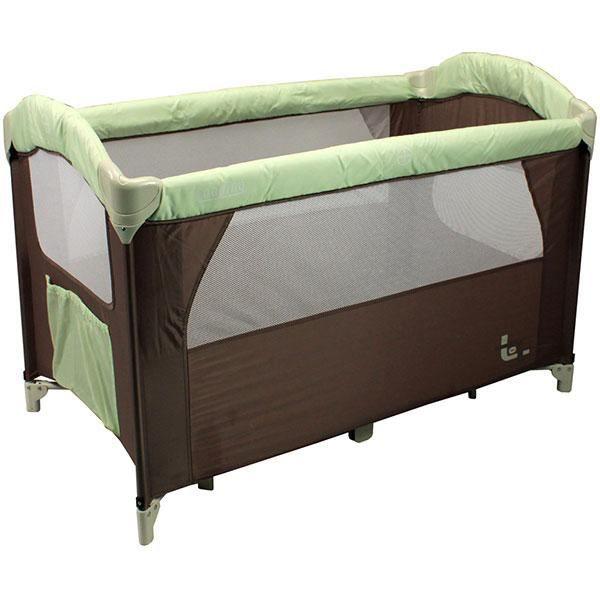 lit parapluie pistache achat vente lit pliant 3159059042220 cdiscount. Black Bedroom Furniture Sets. Home Design Ideas