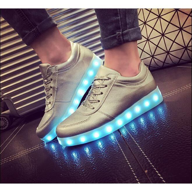 Adidas Chaussure Argenté