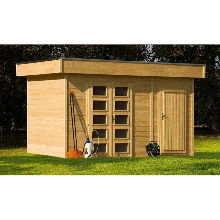 Abri v lo en bois trouvez le meilleur prix sur voir for Chalet de jardin prix