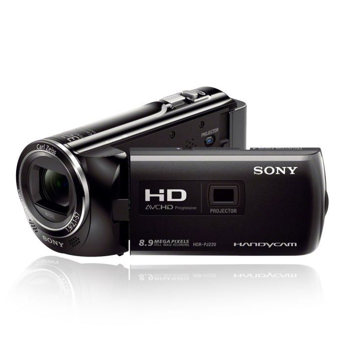 sony hdr pj220 cam scope full hd 1080p zoom x27 achat. Black Bedroom Furniture Sets. Home Design Ideas