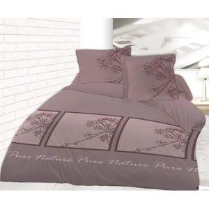 parure drap flanelle achat vente parure drap flanelle pas cher soldes cdiscount. Black Bedroom Furniture Sets. Home Design Ideas