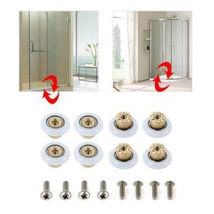 Roulette porte de douche achat vente roulette porte de douche pas cher - Porte douche pas cher ...